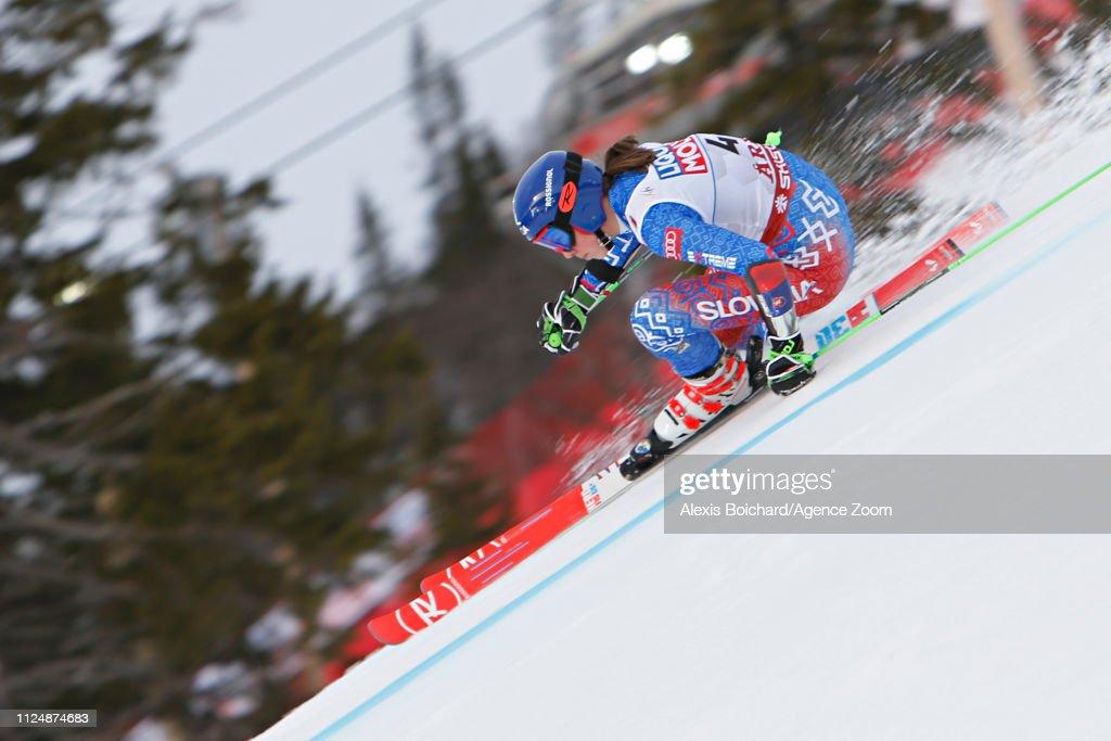 SWE: FIS World Ski Championships - Women's Giant Slalom