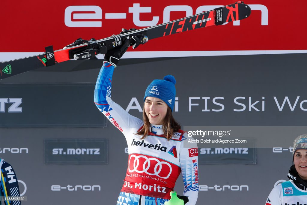Audi FIS Alpine Ski World Cup - Women's Parallel slalom : News Photo