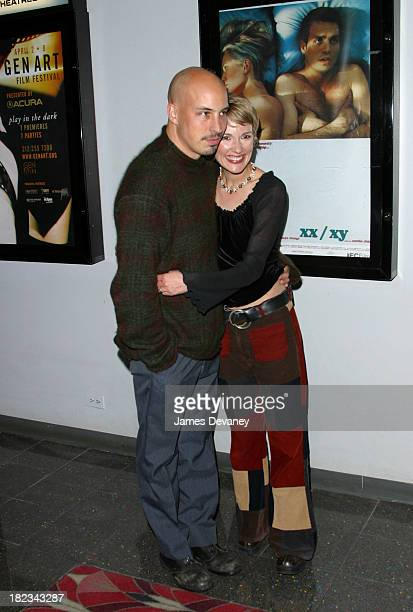 Petra Wright and Director Austin Chick during New York Premiere of XX/XY at the Gen Art Eighth Annual Film Festival at Loews Astor Plaza in New York...