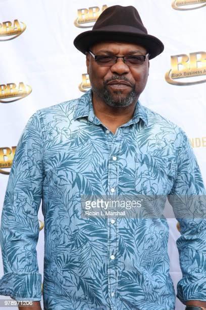 Honoree John Acosta attends the Black Business Association's 'Salute To Black Music' at California African American Museum on June 19 2018 in Los...
