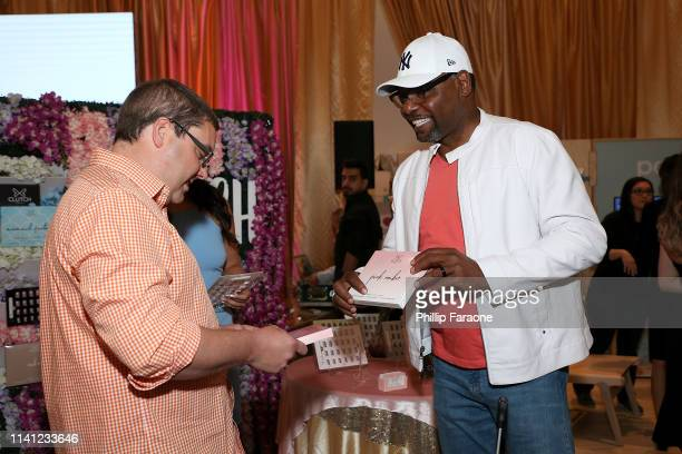 Petri HawkinsByrd attends the Daytime Emmy Awards PreAwards Networking Party/Gift Lounge at Pasadena Convention Center on May 4 2019 in Pasadena...