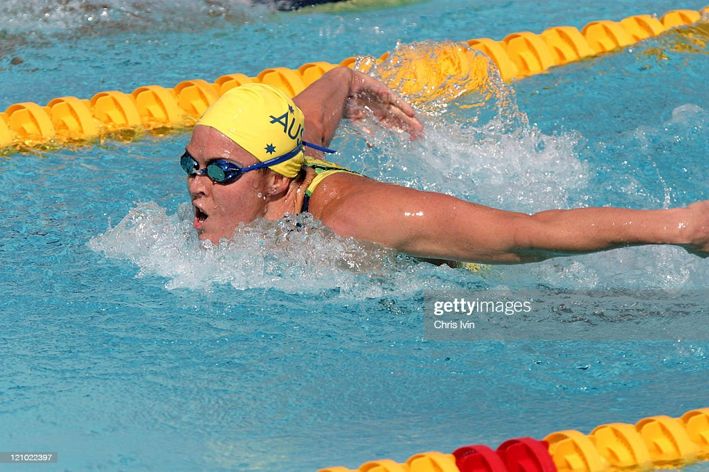 Athens 2004 Olympic Games - Day 4 - Swimming - Women's - 200m Butterfly