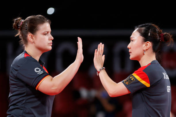 JPN: Table Tennis - Olympics: Day 13