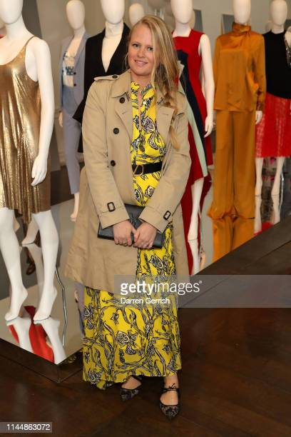 Petro Stofberg attends the Outnet's 10th Anniversary Dinner on April 24 2019 in London England
