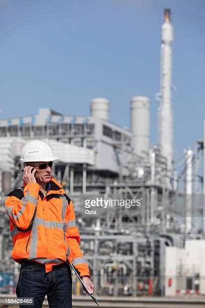 Petrochemischen Industrie Kontrollinspektoren