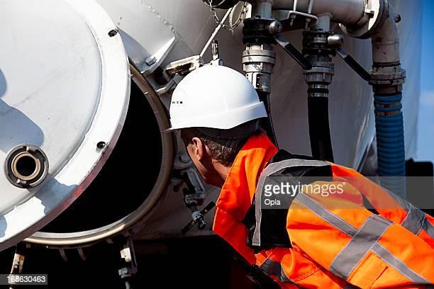 Petrochemical Kontrollinspektoren