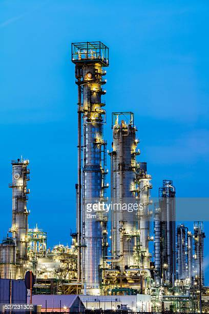 Petrochemical Plant & Oil Refinery