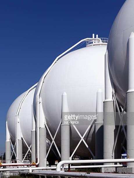 Petrochemische Fabrik