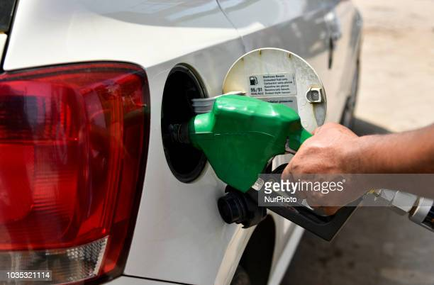 Petrol price in Guwahati touches a level of Rs. 84.60 while in Dhemaji of Assam, India 86.62 per litre on Tuesday, Sep 18, 2018.