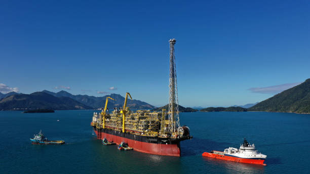 BRA: Oil Giants Hunt For That One Last Big Hit Along Coast Of Brazil