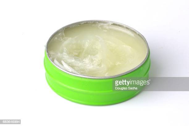 petroleum jelly - vaseline stockfoto's en -beelden