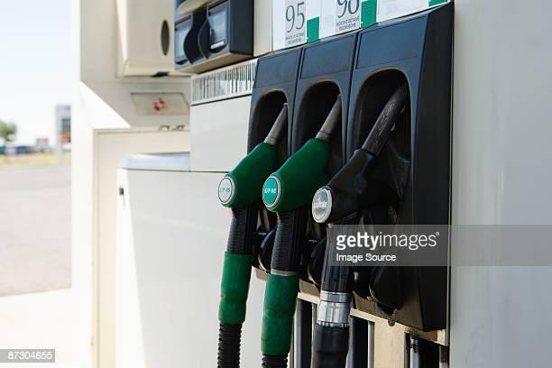 Petrols pumps