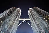 kuala lumpur malaysia petronas towers north