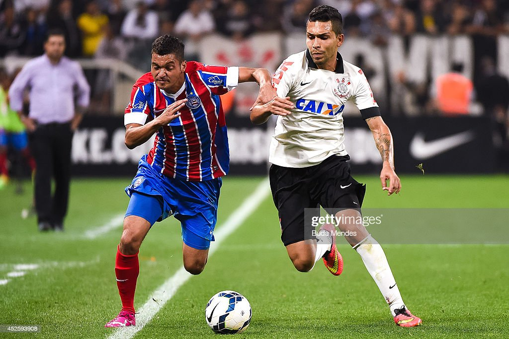 Corinthians v Bahia - Copa do Brasil 2014