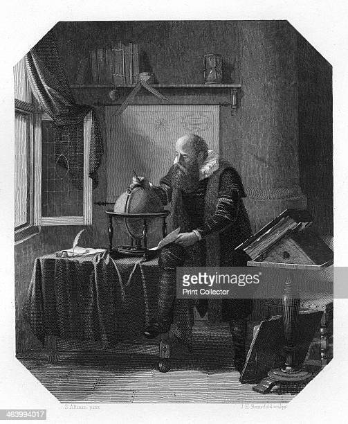 Petrus Plancius Dutch astronomer cartographer and clergyman c1870 Plancius was one of the founders of the Dutch East India Company for whom he...