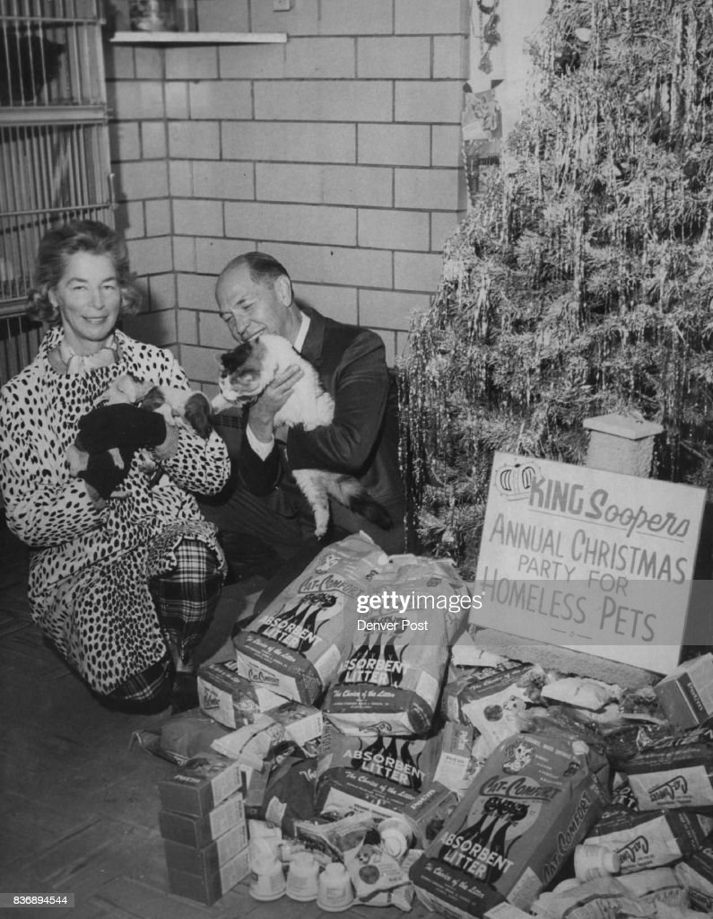 Pets Get King Soopers Christmas Treat Mrs. J. K. Malo, a member of ...