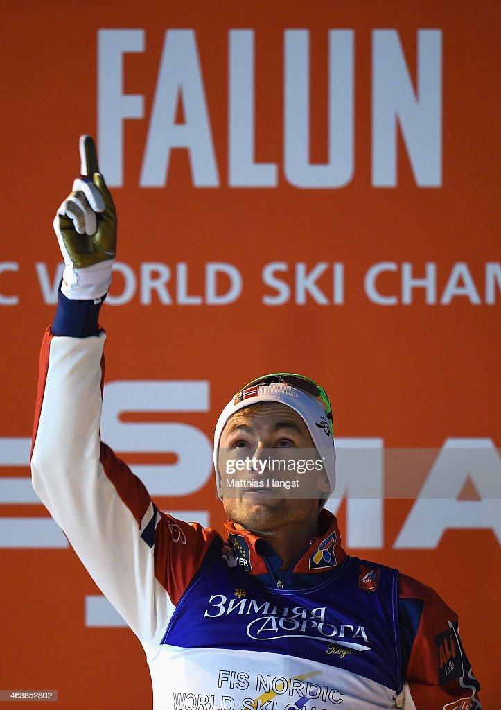 Cross Country: Men's Sprint - FIS Nordic World Ski Championships