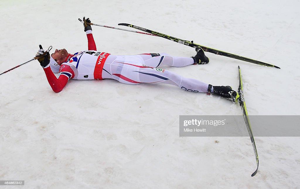 Cross Country: Men's Mass Start - FIS Nordic World Ski Championships
