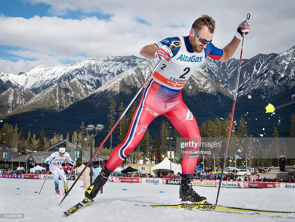 Ski Tour Canada
