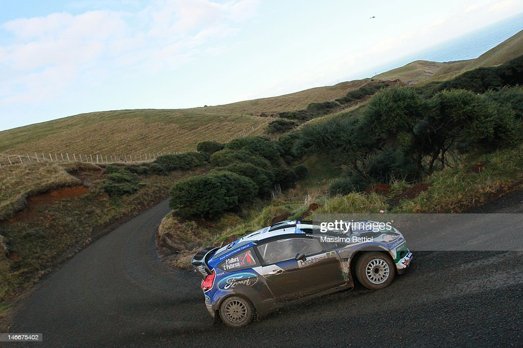 FIA World Rally Championship New Zealand - Day One