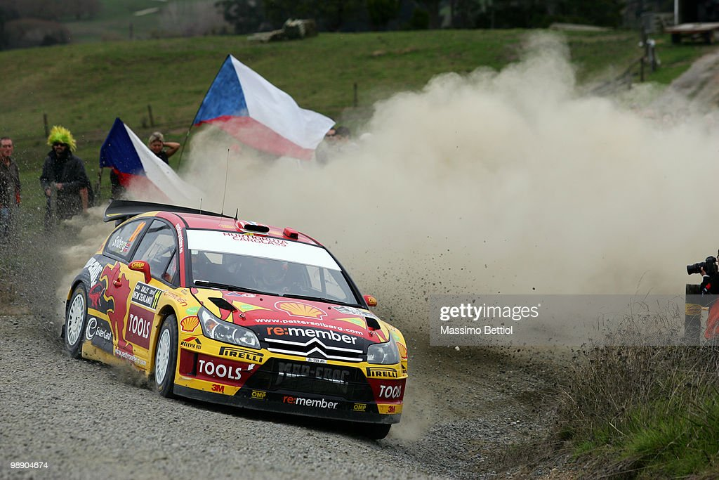 WRC Rally of New Zealand - Day One