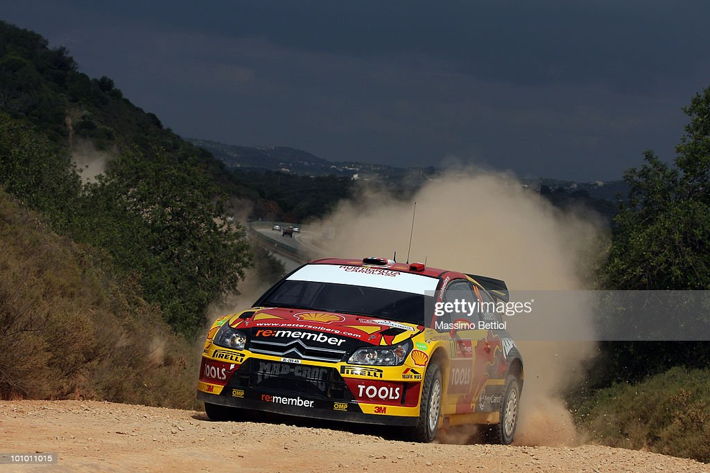 WRC Rally of Portugal Shakedown