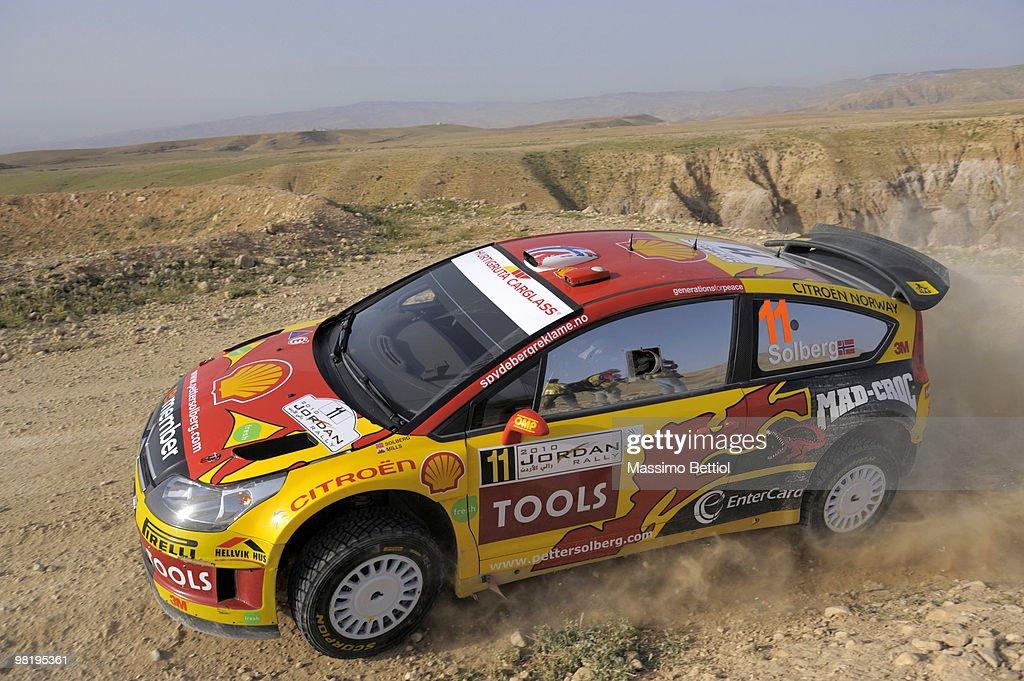 FIA World Rally Championship Jordan - Leg 1