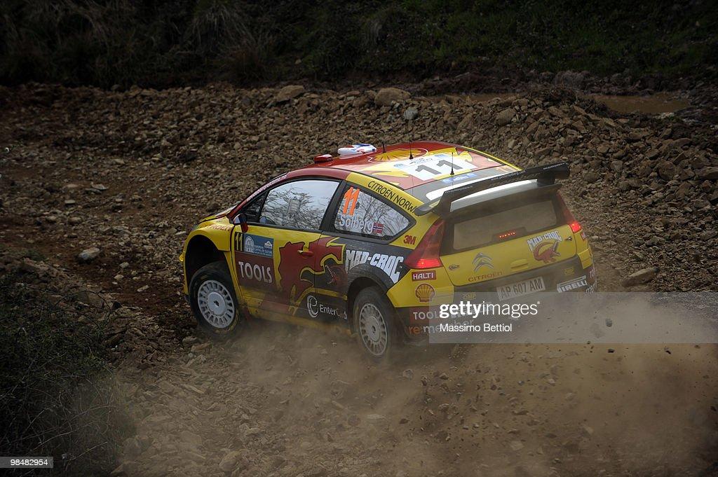 FIA World Rally Championship Turkey - Shakedown