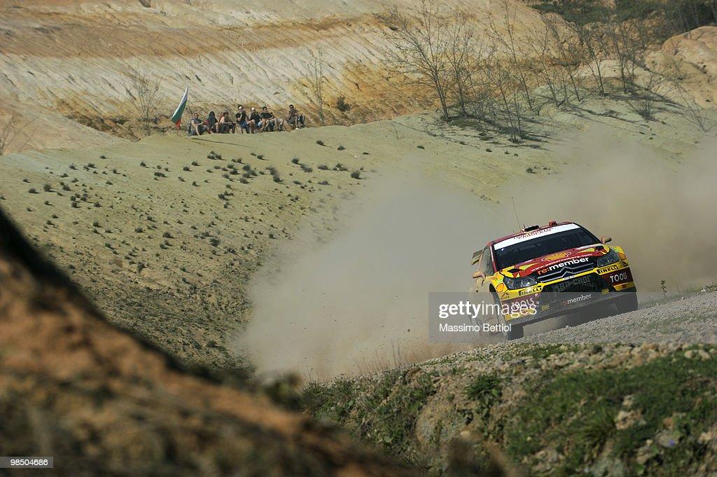 FIA World Rally Championship Turkey - Leg 1