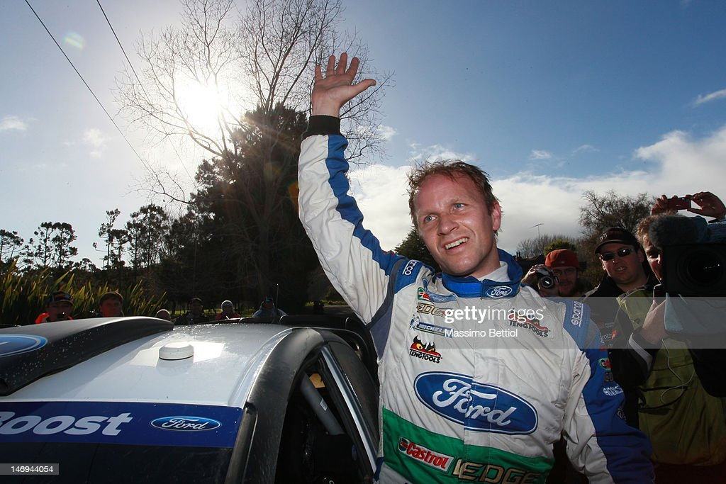 FIA World Rally Championship New Zealand - Day Three