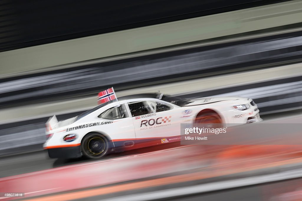 Race Of Champions - Day One
