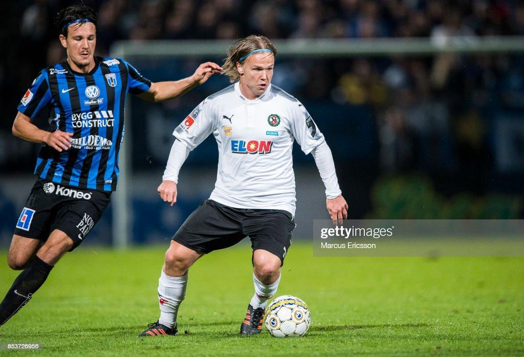 IK Sirius FK v Orebro SK - Allsvenskan : News Photo