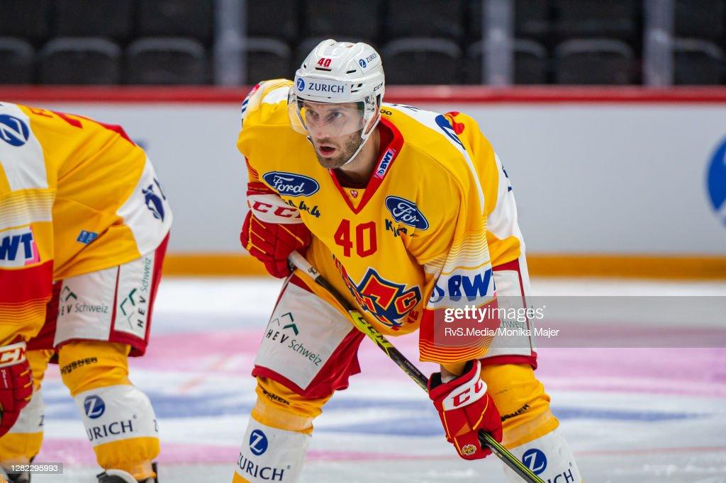 Lausanne HC v EHC Biel-Bienne - Ice Hockey Swiss Cup : News Photo