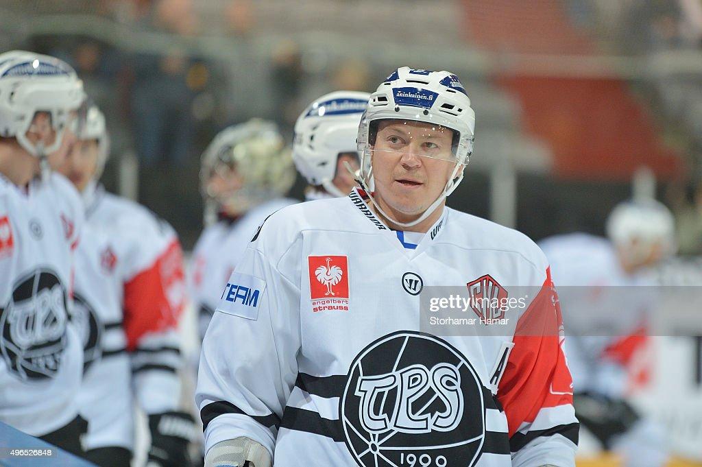 Storhamar Hamar v TPS Turku  - Champions Hockey League Round of 8