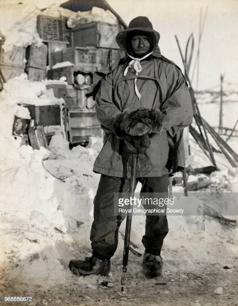 Petty Officer Evans Antarctica November 1911 British Antarctic Expedition 19101913