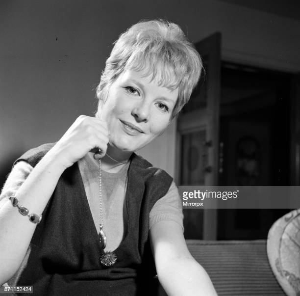Petula Clark at The Westbury Hotel in London February 1963 She is in London to record for PYE Records and in May and June 1963 she will be touring...