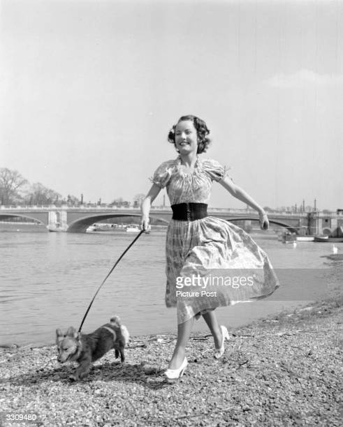 Petula Clark the British child actor and fifties pop star, who moved to France, after marrying a Frenchman, and developed her career there as a...