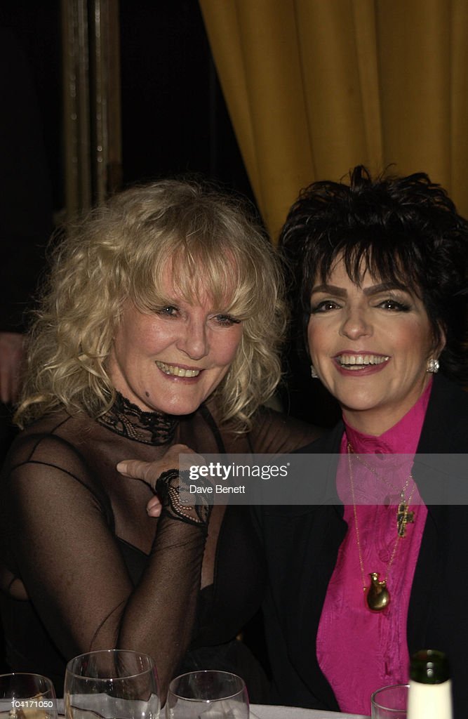 Petula Clarke & Liza Minnelli, Hong Kong Fanancier Andy Wong And His Wife Pattie Throw Their Annual Chinese New Year Party. In Fancy Dress The Dress Code Was Mystery Vamp And Seduction And Most Of Londons Society Turned Up To A Mysterious Event In The Same Theme As 'Eyes Wide Shut' With Masked Young Women With Very Little On, As Prince Andrew Found Out.!