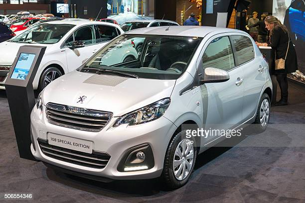 Peugeot 108 Special Edition compact city car