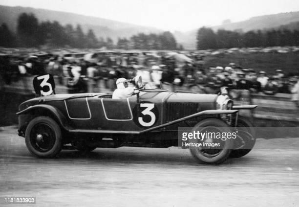 Peugeot 174S Wagner D'Auvergne 1926 Le Mans 24 hour race Creator Unknown