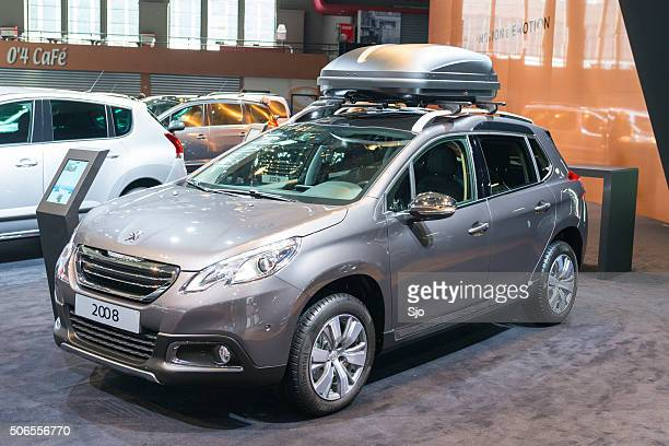 Peugeot 2008 compact SUV
