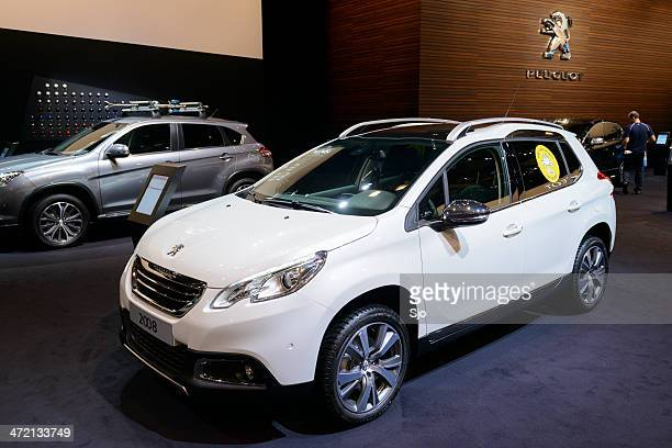 peugeot 2008 - 2008 stock pictures, royalty-free photos & images