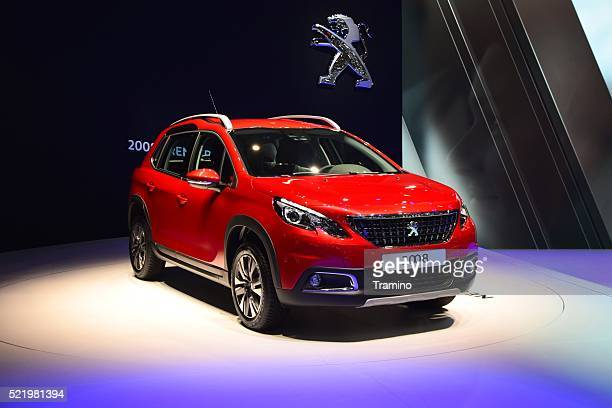 Peugeot 2008 - popular crossover on the European market