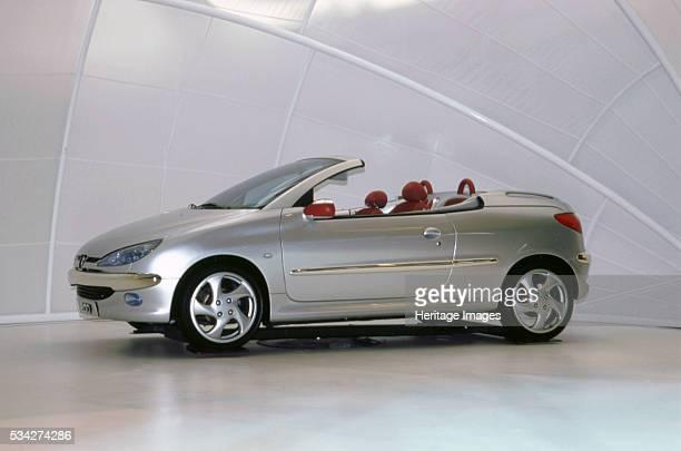 Peugeot 206 Convertible, 2000.