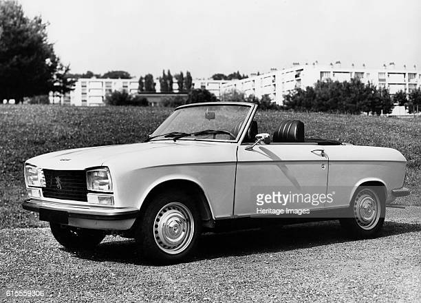 Peugeot 304 Cabriolet S Artist Unknown
