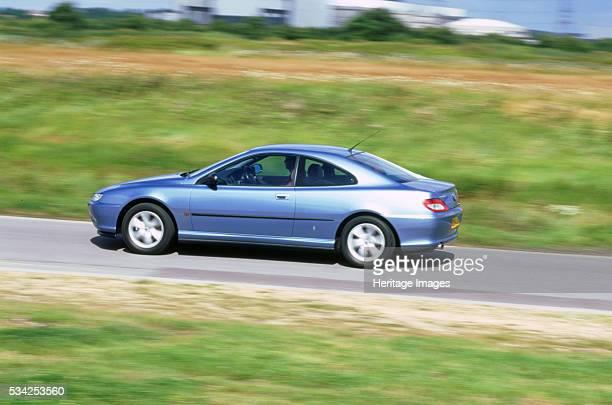 Peugeot 406 V6 coupe 2000