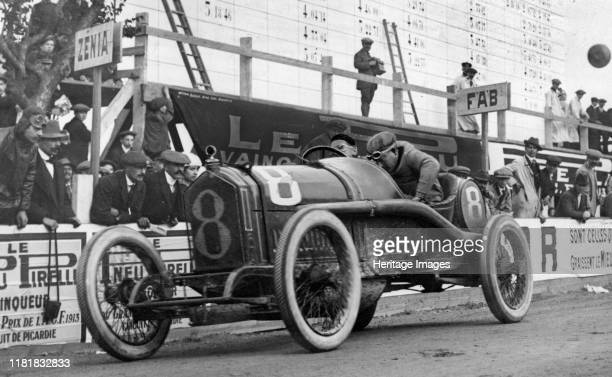 Peugeot Georges Boillot winner 1913 French Grand Prix Creator Unknown