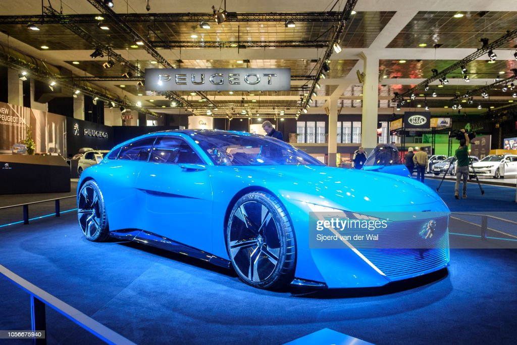 96th European Motor Show : News Photo