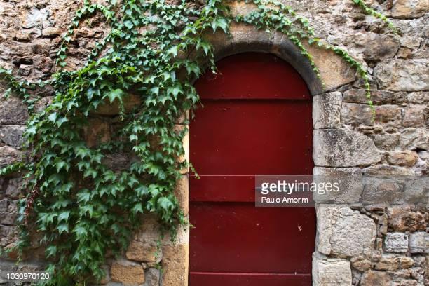 peyre villages in the south of france - aveyron photos et images de collection