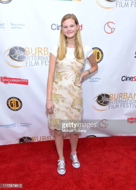 "Peyton Kennedy attends the premiere of ""Relish"" at the Burbank International Film Festival at AMC Burbank 16 on September 06, 2019 in Burbank,..."